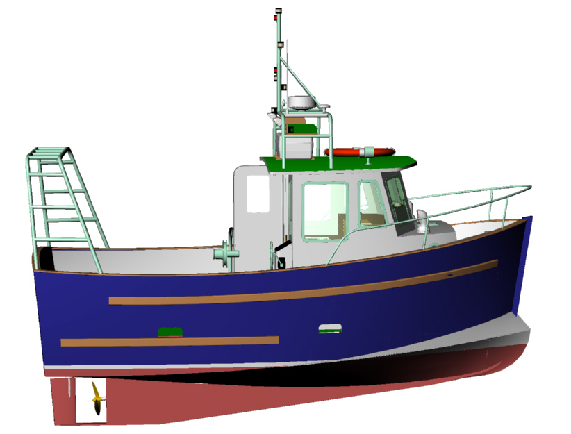 Commercial Fishing Boat Plans | www.imgarcade.com - Online Image ...