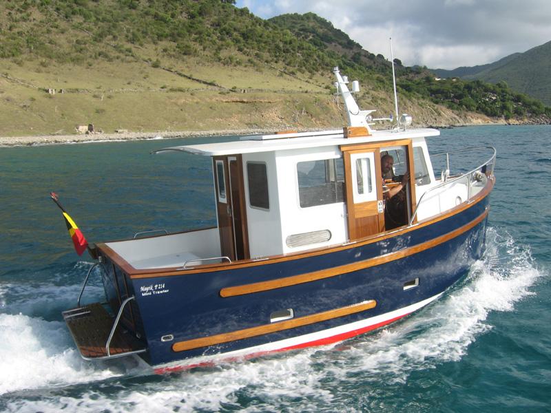Image Gallery Mini Trawler